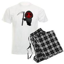 Halloween Reaper pajamas