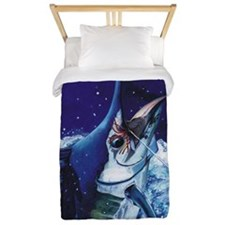Blue Marlin Twin Duvet