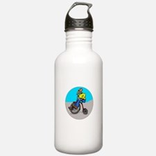 Tricycle Ryder Water Bottle