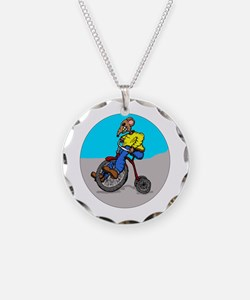 Tricycle Ryder Necklace