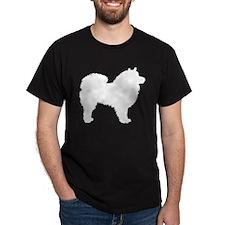 american eskimo wh.png T-Shirt