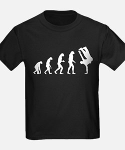 Evolution bboy T-Shirt