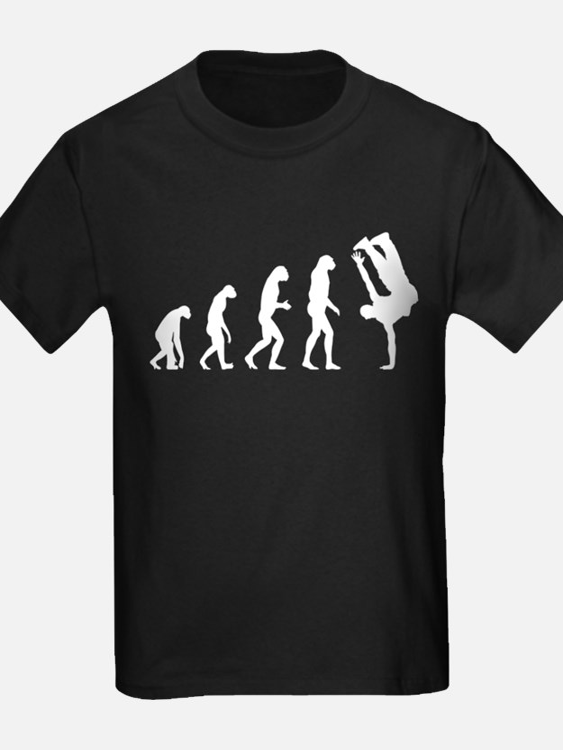Evolution bboy T-Shirt