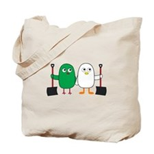 We Are A Team! Tote Bag