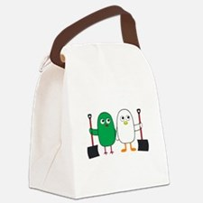 We Are A Team! Canvas Lunch Bag