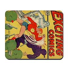 Exciting Comics #1 Mousepad