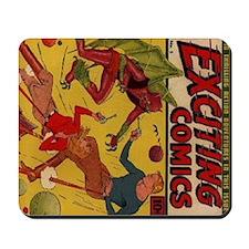 Exciting Comics #5 Mousepad