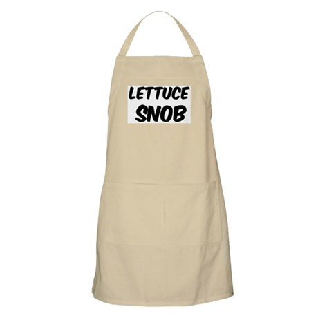 Lettuce BBQ Apron