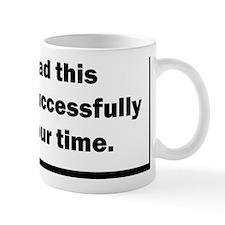 Wasted Time Mug