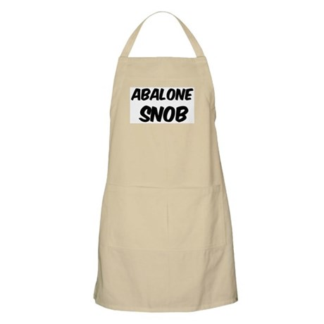 Abalone BBQ Apron