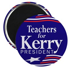 Teachers for Kerry Magnet (10 pack)
