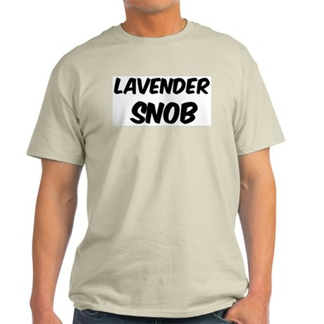 Lavender Light T-Shirt