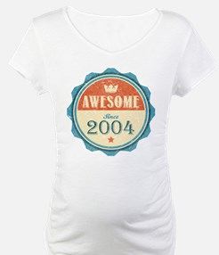 Awesome Since 2004 Shirt