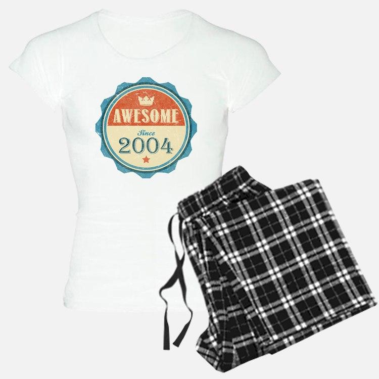 Awesome Since 2004 Pajamas