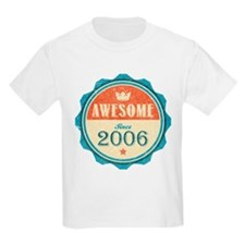 Awesome Since 2006 T-Shirt
