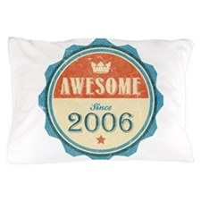 Awesome Since 2006 Pillow Case