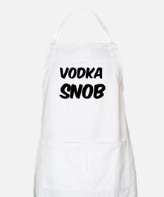 Vodka BBQ Apron