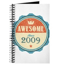 Awesome Since 2009 Journal