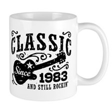 Classic Since 1983 Mug