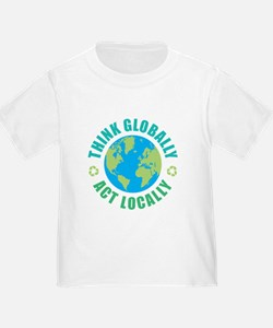 Think Globally, Act Locally T
