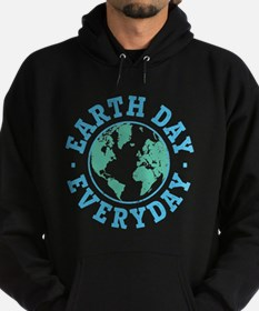 Vintage Earth Day Everyday Hoodie (dark)