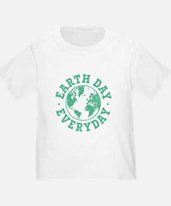 Vintage Earth Day Everyday T