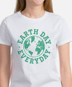 Vintage Earth Day Everyday Women's T-Shirt