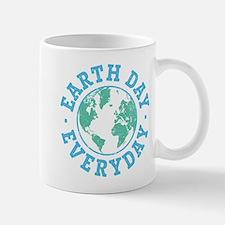 Vintage Earth Day Everyday Mug