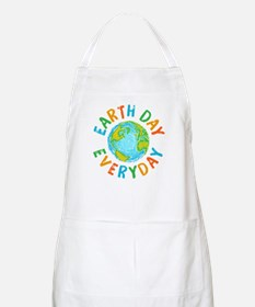 Earth Day Everyday Apron