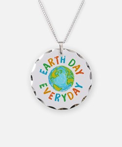 Earth Day Everyday Necklace