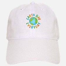 Earth Day Everyday Baseball Baseball Cap