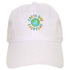 Earth Day Everyday Baseball Cap