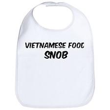 Vietnamese Food Bib