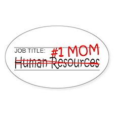 Job Mom HR Decal