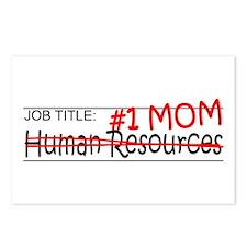 Job Mom HR Postcards (Package of 8)