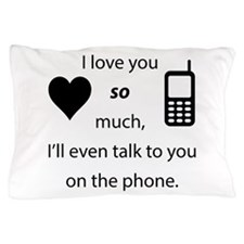 Introvert Love Pillow Case