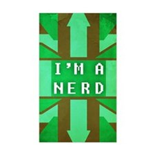 I'm A Nerd Decal