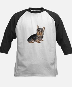 Silky Terrier (gp2) Kids Baseball Jersey