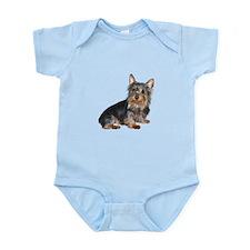 Silky Terrier (gp2) Infant Bodysuit