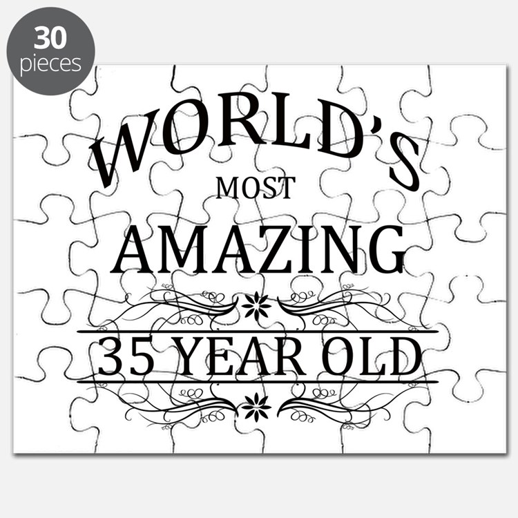 World's Most Amazing 35 Year Old Puzzle