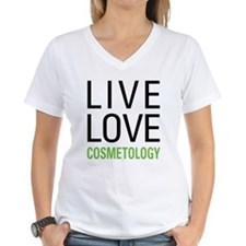 Live Love Cosmetology Shirt