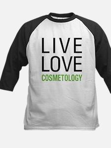 Live Love Cosmetology Tee