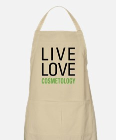 Live Love Cosmetology Apron