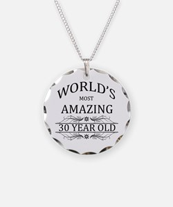 World's Most Amazing 30 Year Necklace