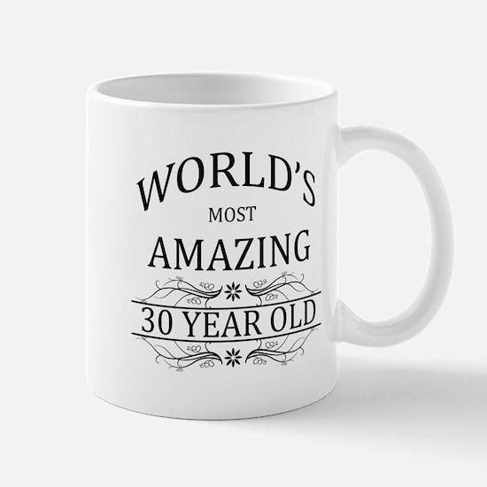World's Most Amazing 30 Year Old Mug