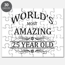 World's Most Amazing 25 Year Old Puzzle