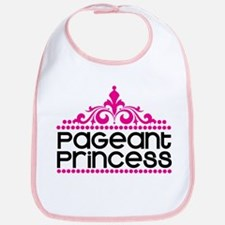 Pageant Princess Bib
