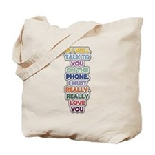 Introvert Love 3 Tote Bag