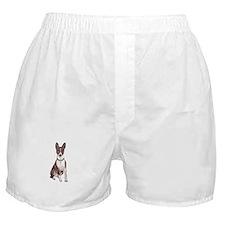 Basenji (brindle) Boxer Shorts