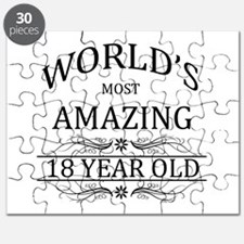 World's Most Amazing 18 Year Old Puzzle